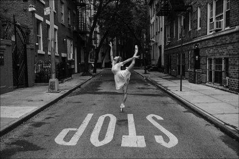 ballerina urban